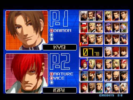 The King Of Fighters 2002 Tfg Review