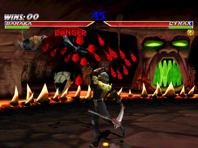 Retro Corner Mortal Kombat Gold Dreamcast Fextralife