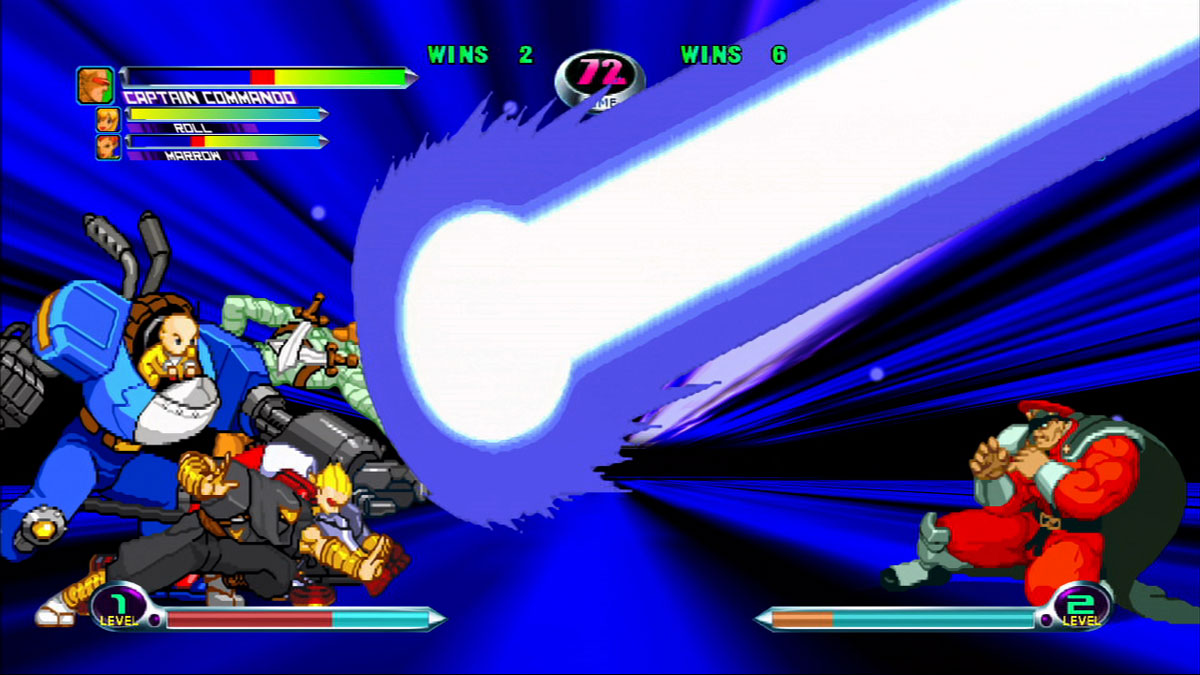 Marvel VS Capcom 2: New Age of Heroes - TFG Review