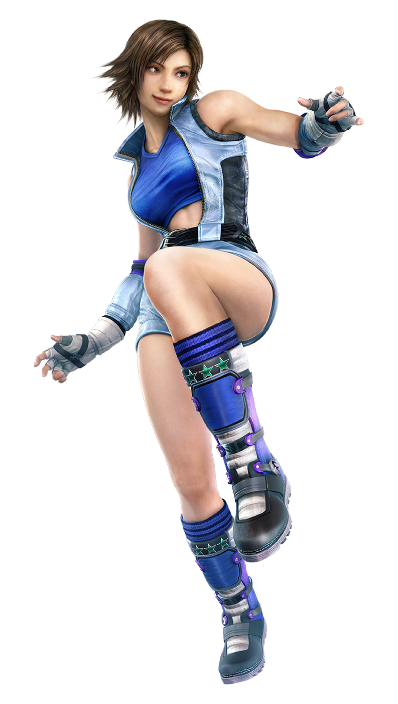 Tekken 6 Official Character Renders Tfg Art Gallery