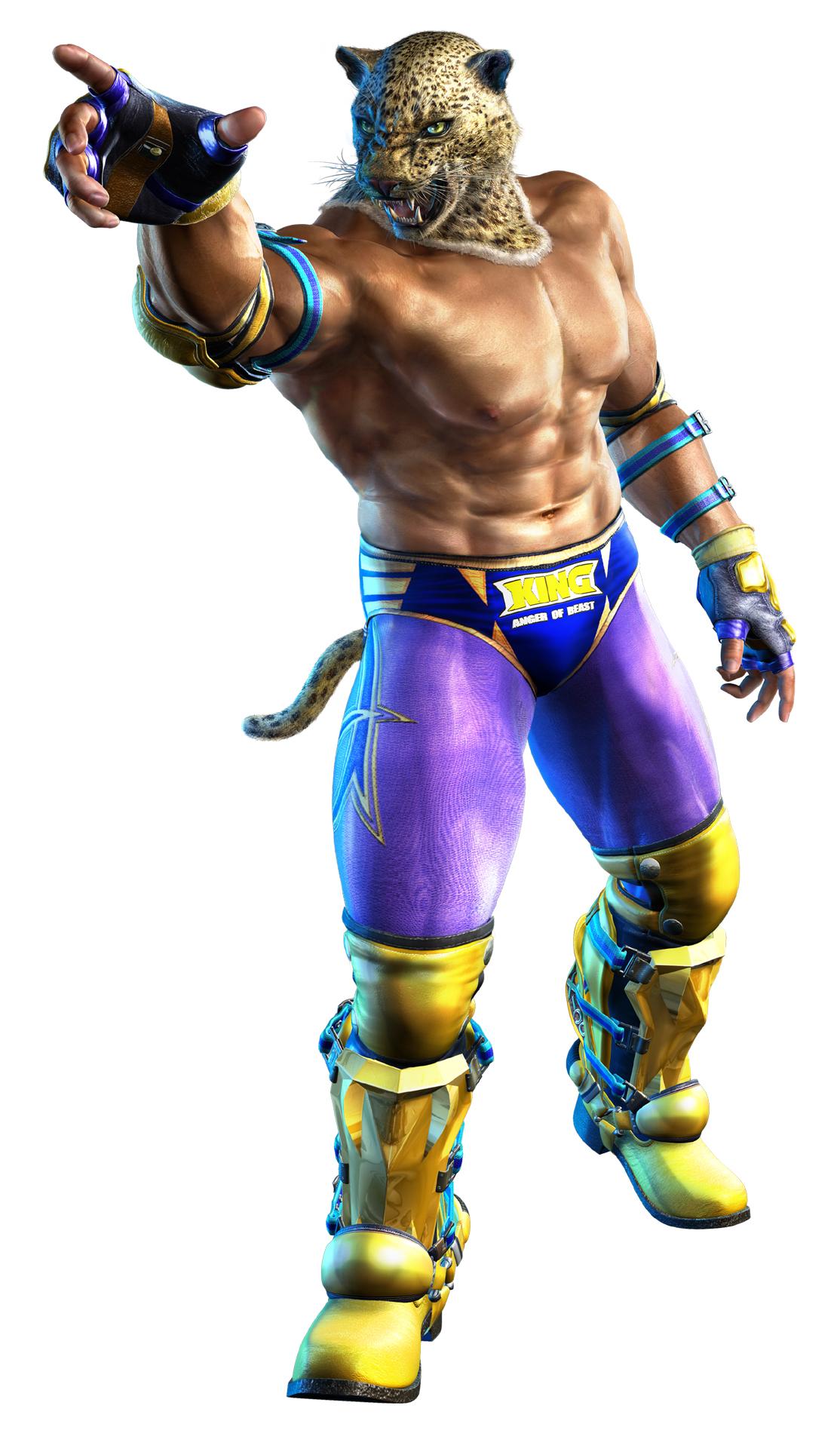 King (Tekken
