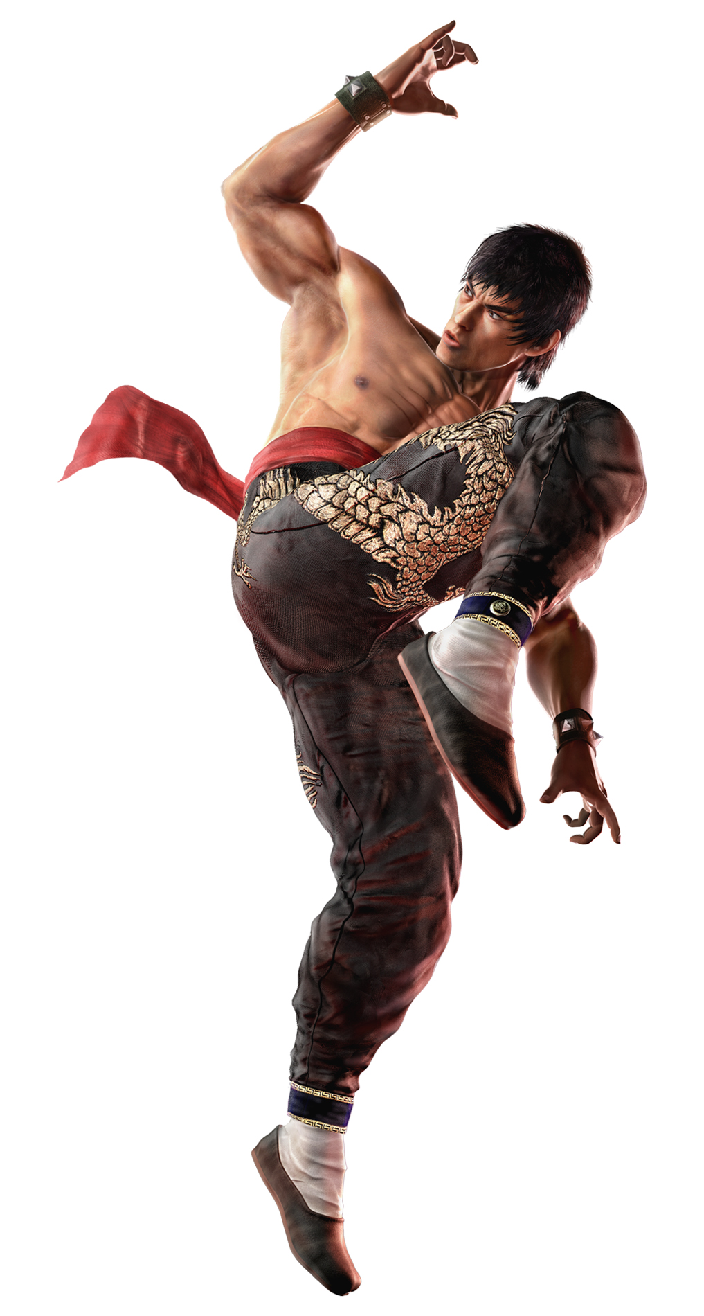 Tekken 6 - Character Artwork