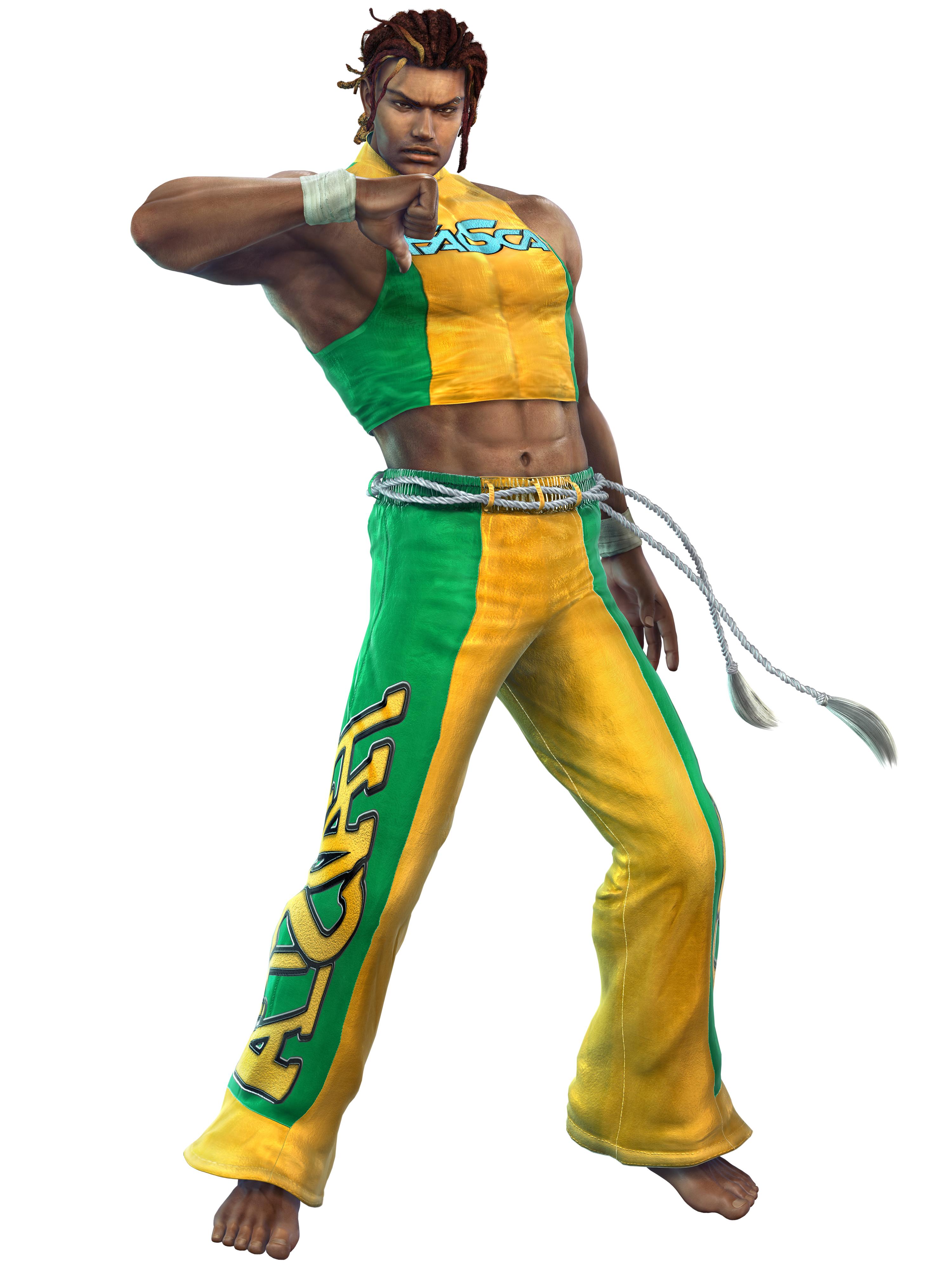 Eddy Gordo Tekken