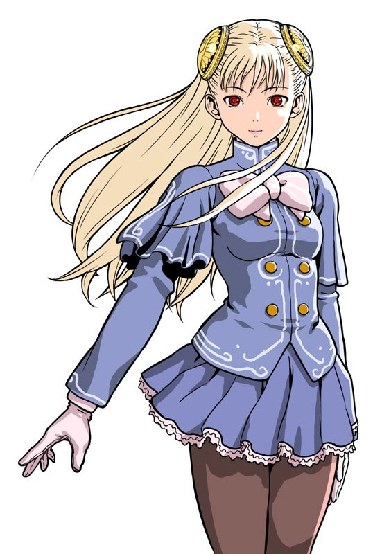 Anime Fight Characters 0 1 : Ingrid capcom fighting evolution street fighter