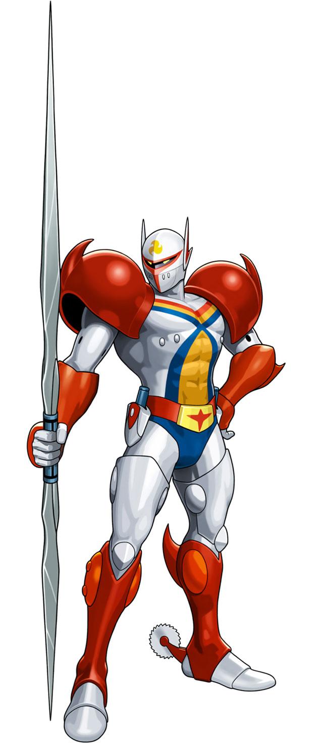 Tekkaman (Tatsunoko Vs. Capcom)