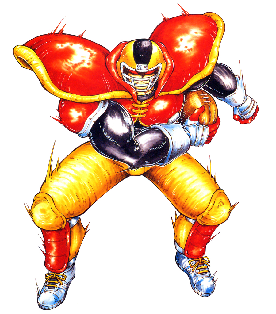 Johnny Maximum World Heroes