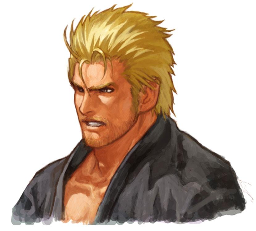 Ryo Sakazaki Art Of Fighting