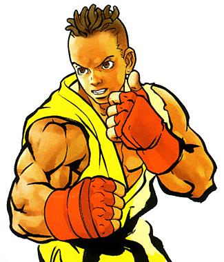 Sean Matsuda (Street Fighter)
