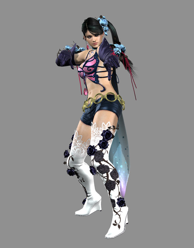 Zafina Tekken