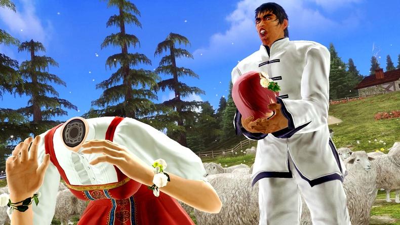 Tekken 6 Tfg Review Artwork Gallery