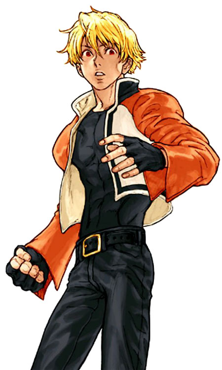 Rock Howard Garou Mark Of The Wolves Approximately ten years after geese's death. rock howard garou mark of the wolves