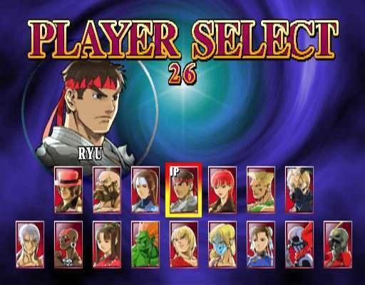 M Bison Street Fighter Movie Street Fighter EX2 - T...