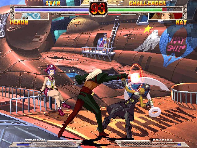 Guilty Gear X (2000) - Arcade / PS2 / Dreamcast - TFG Review