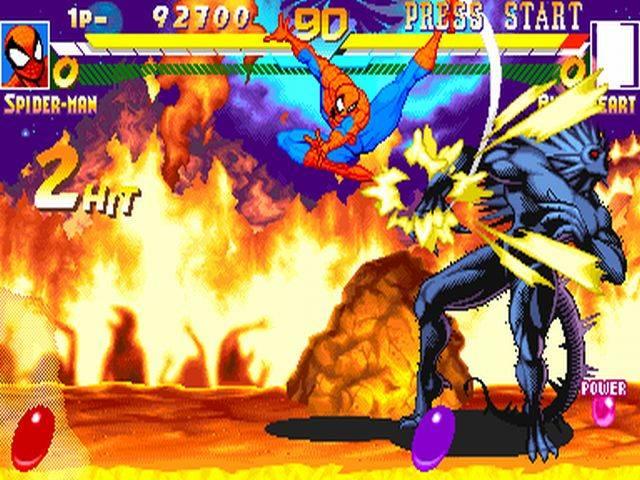Marvel Super Heroes (1995 Capcom) - TFG Review