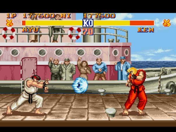 скачать Street Fighter 2 торрент - фото 3