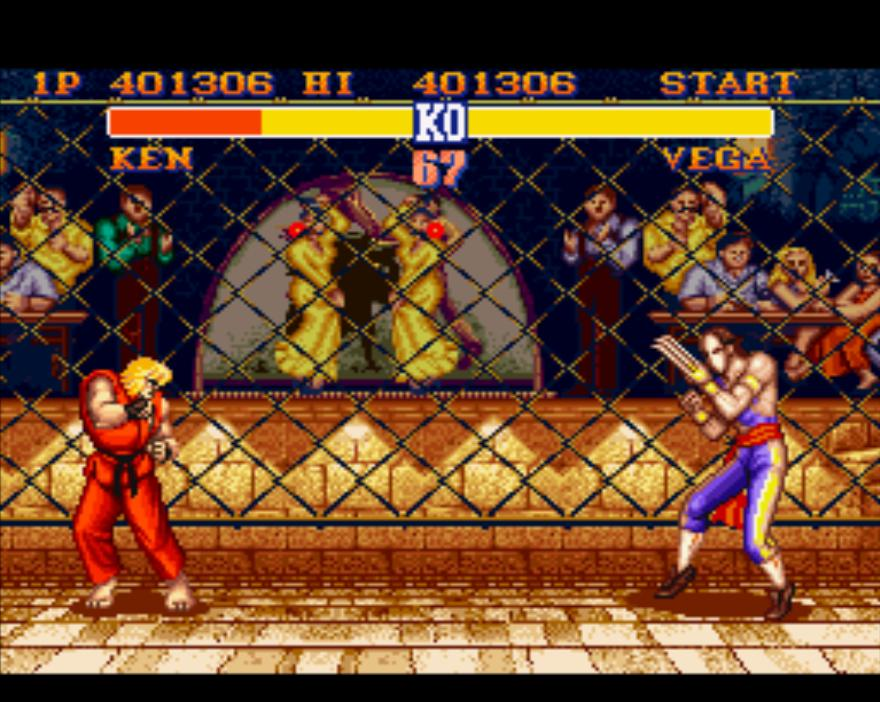 Street Fighter Ii The World Warrior Tfg Review