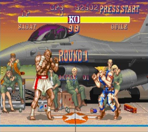 Street Fighter II' Turbo / Hyper Fighting