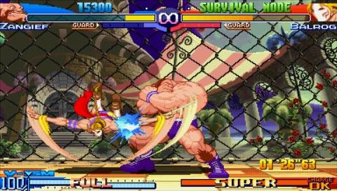 Street Fighter Alpha 3 Max Street Fighter Zero 3