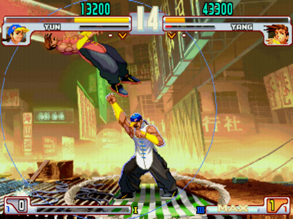 Street Fighter Anniversary Collection Tfg Review