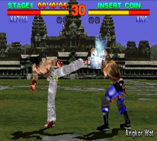 Tekken 1 скачать игру - фото 9