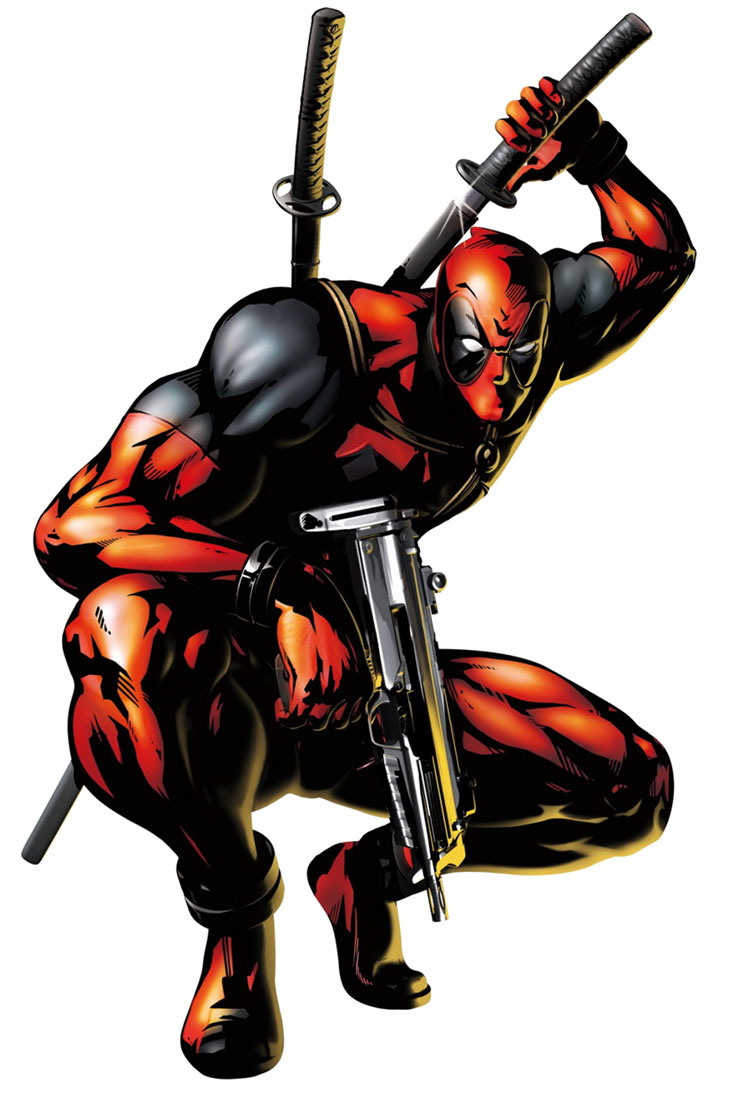 Deadpool (Marvel Vs. Capcom)
