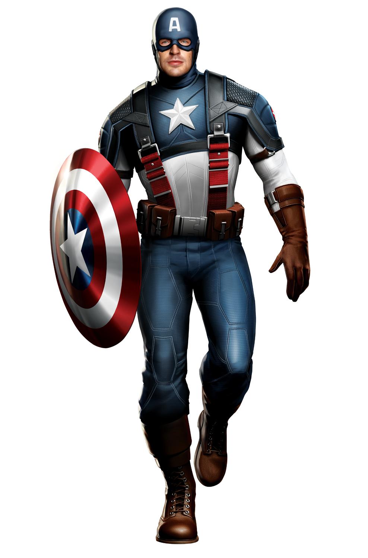 Captain america marvel vs capcom - Image captain america ...