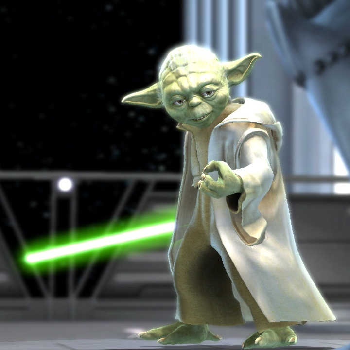 May The Fourth Be With You Wiki: Yoda (Soul Calibur IV