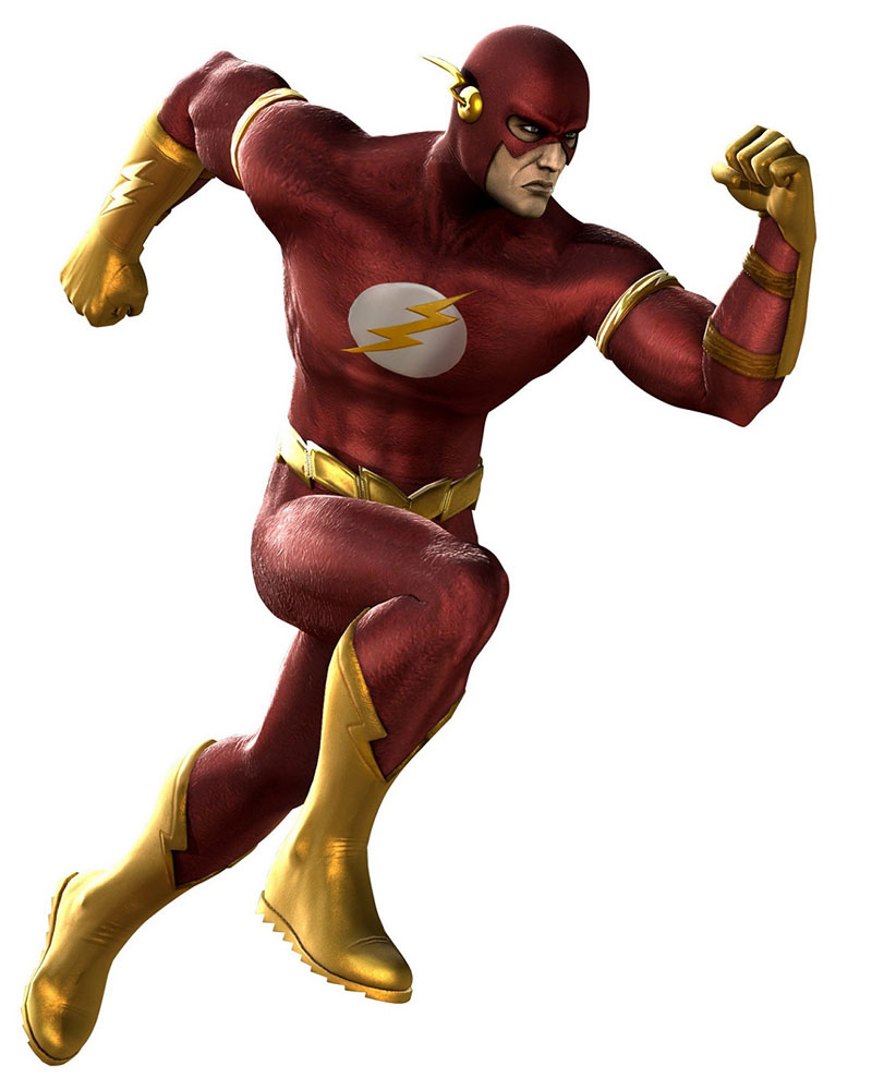 May The Fourth Be With You Dc: The Flash (DC / Injustice