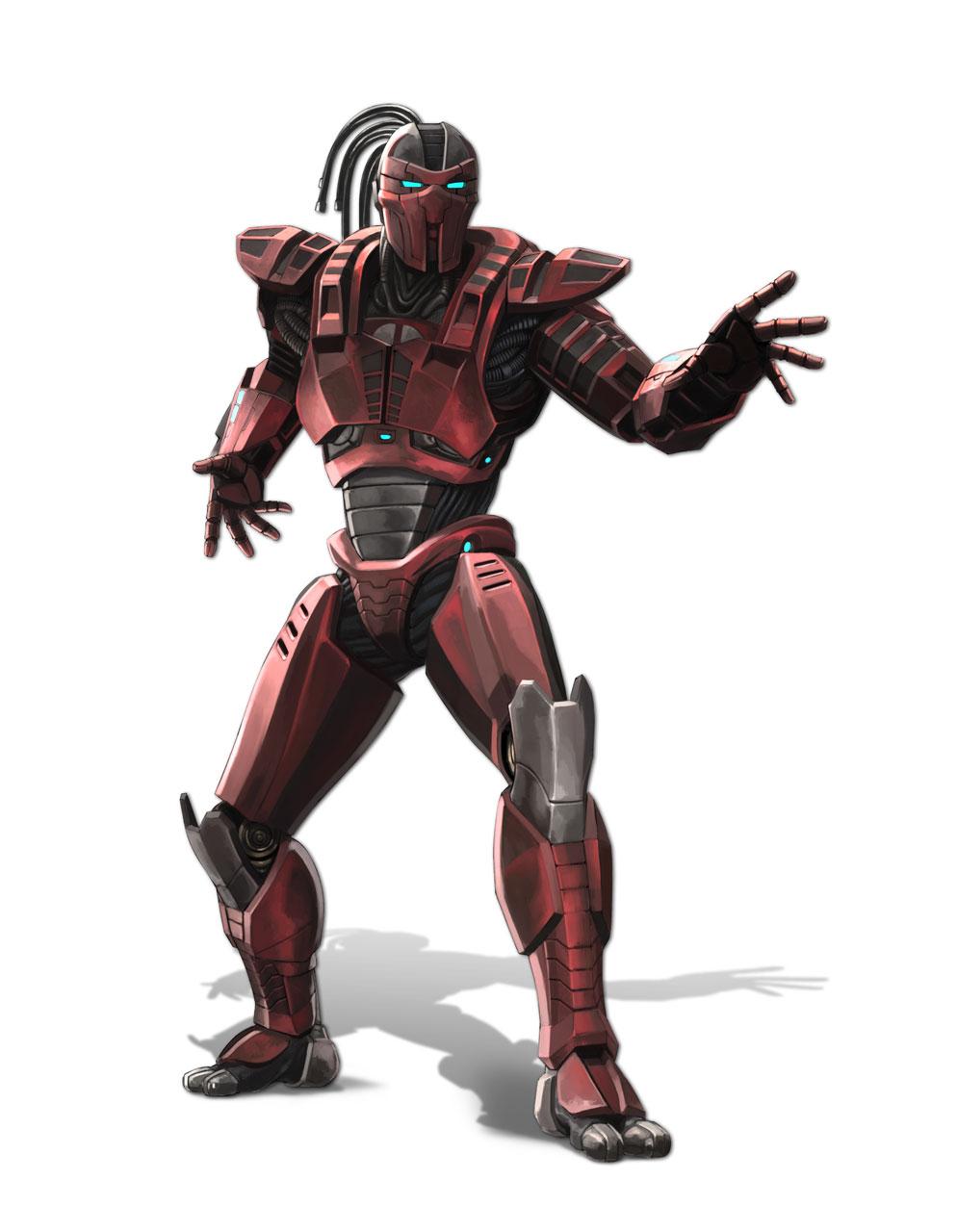 Sektor (Mortal Kombat)