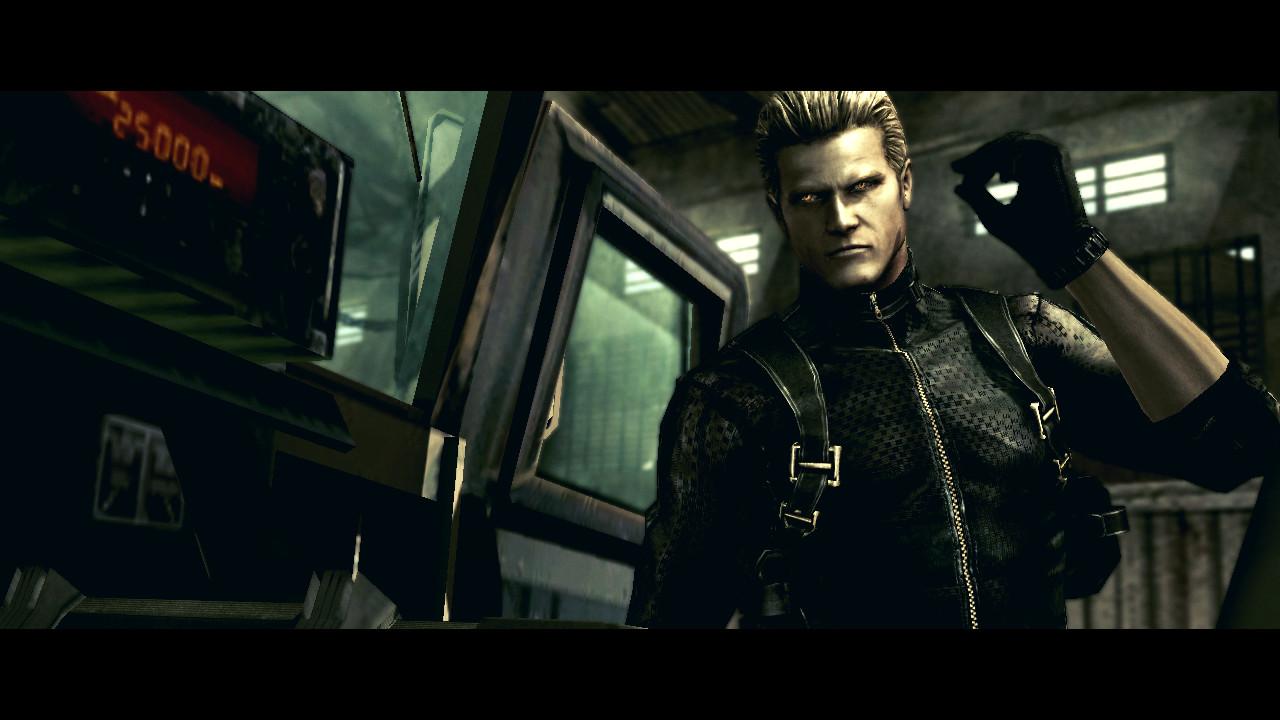 Albert Wesker Resident Evil Marvel Vs Capcom