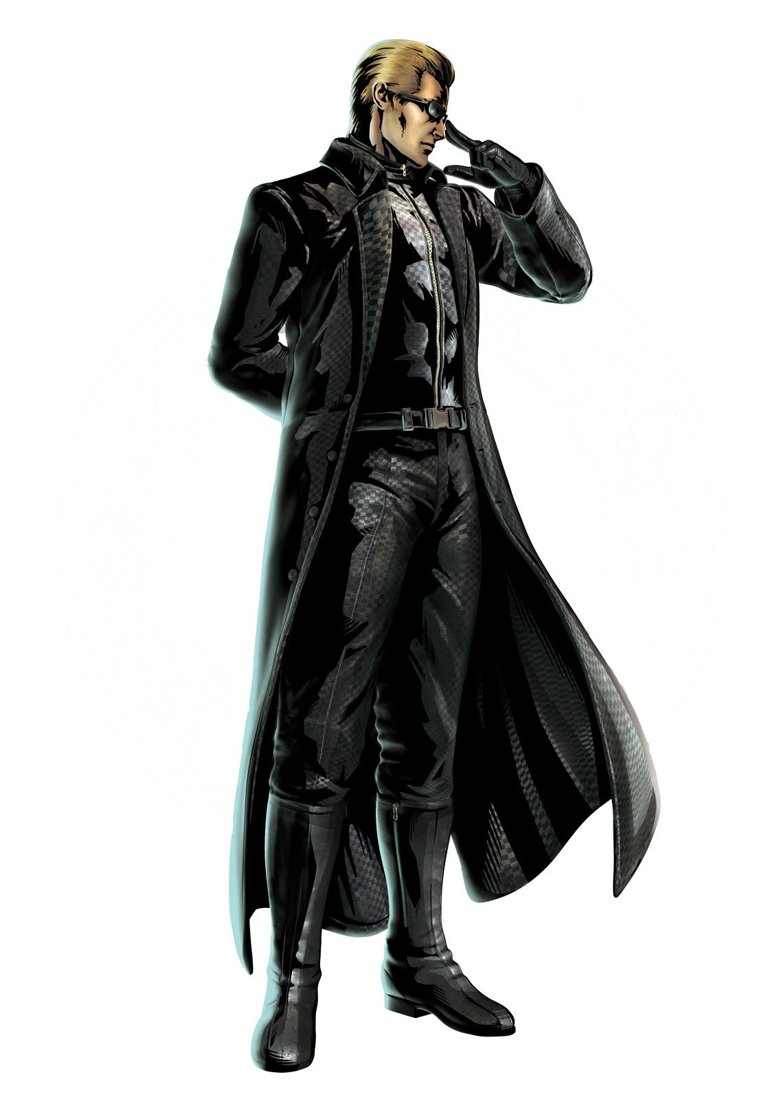 resient evil wesker - photo #32