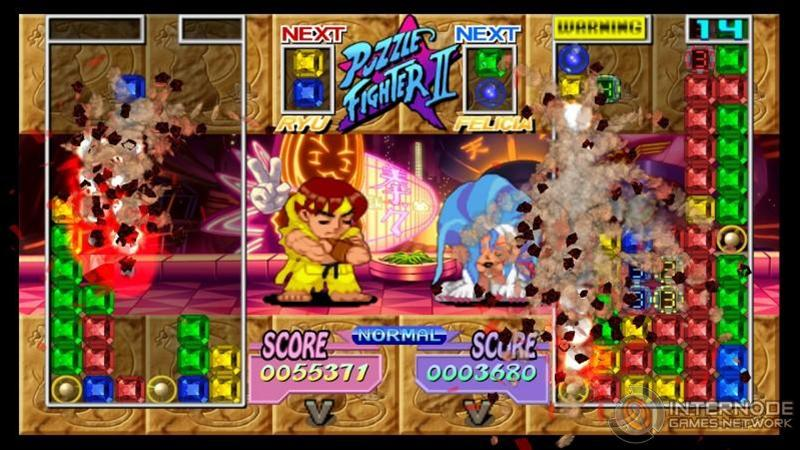 Super Puzzle Fighter 2 Turbo HD Remix TFG Review