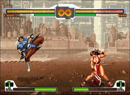 Street fighter 2 chun li vs vega uncensored hd - 2 4