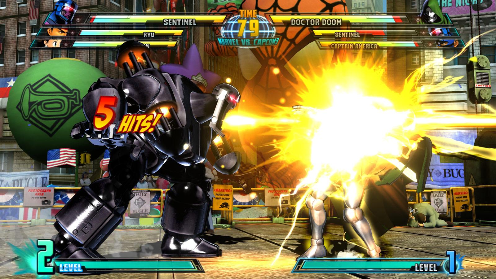 Marvel VS Capcom 3 - TFG Review / Artwork Gallery