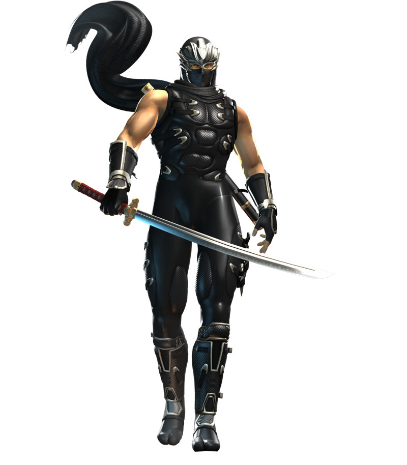 Warriors Orochi 3 World S End: Ryu Hayabusa (Dead Or Alive / Ninja Gaiden