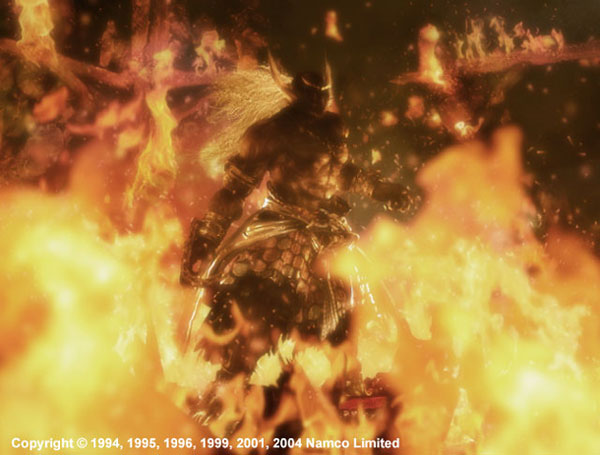 Jinpachi Mishima Tekken