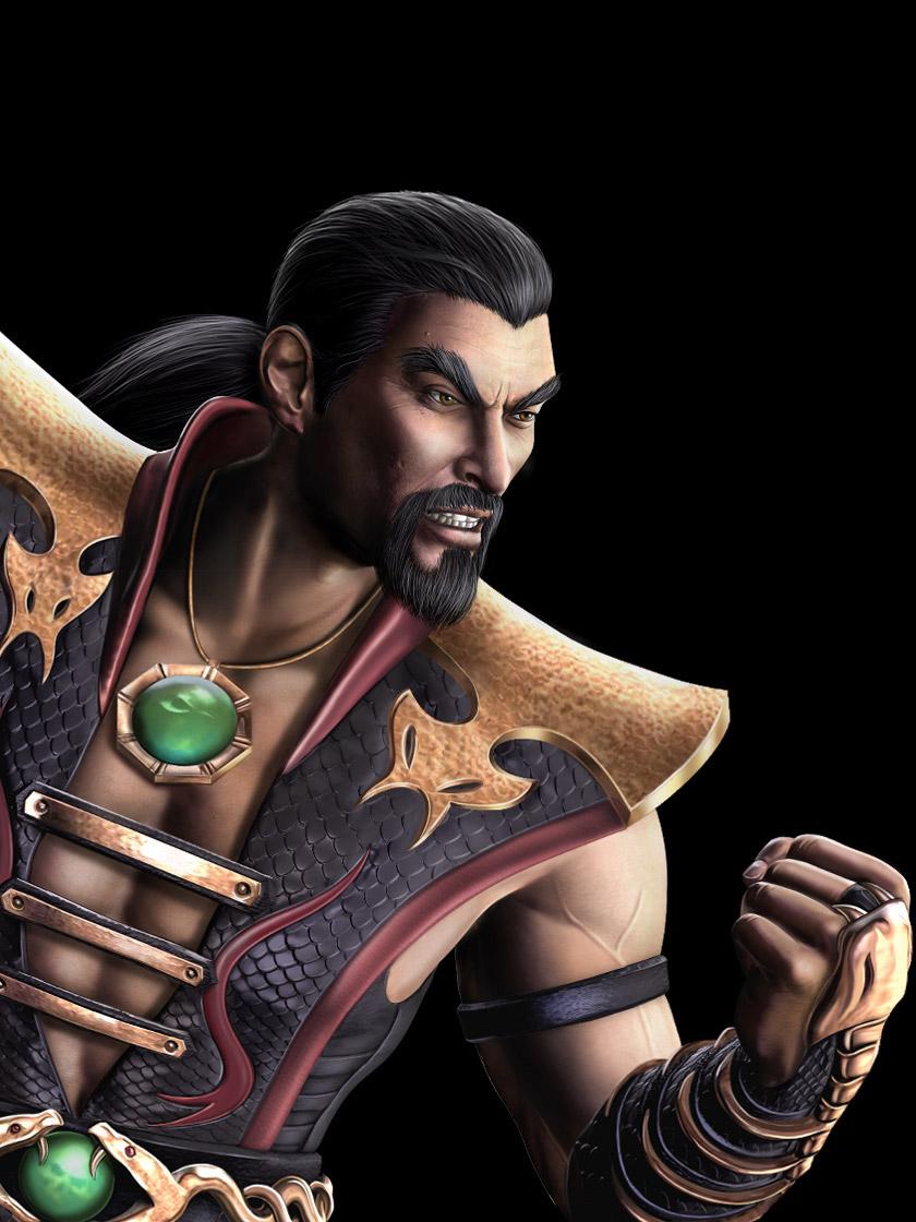 Mortal Kombat 9 - Character Selection Art