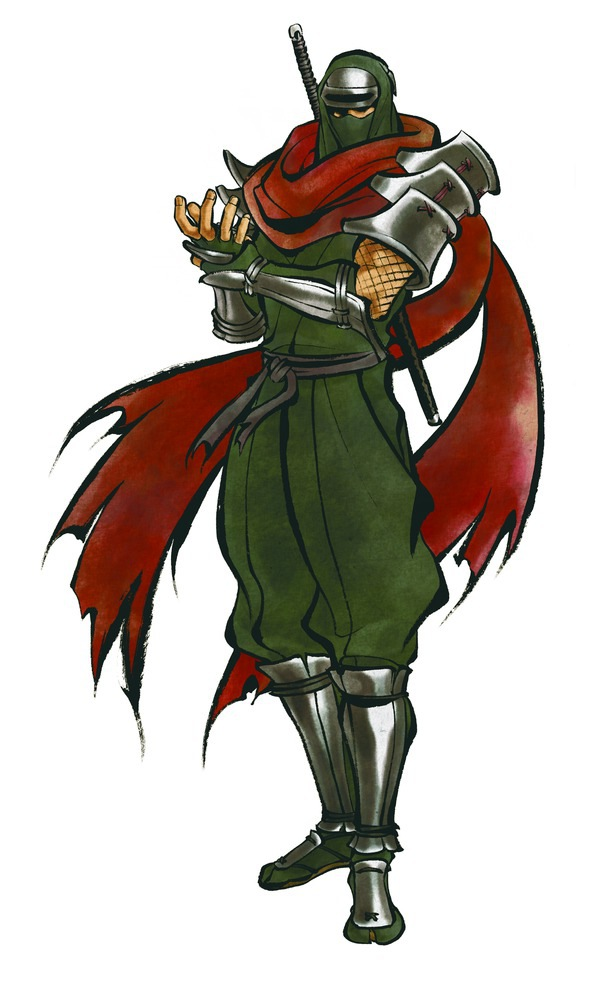 ninja spirit of the shadow warrior pdf