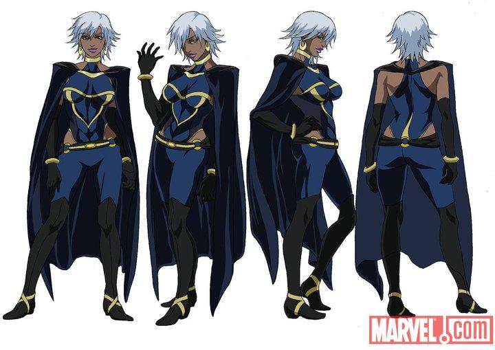 Storm X Men Marvel Vs Capcom