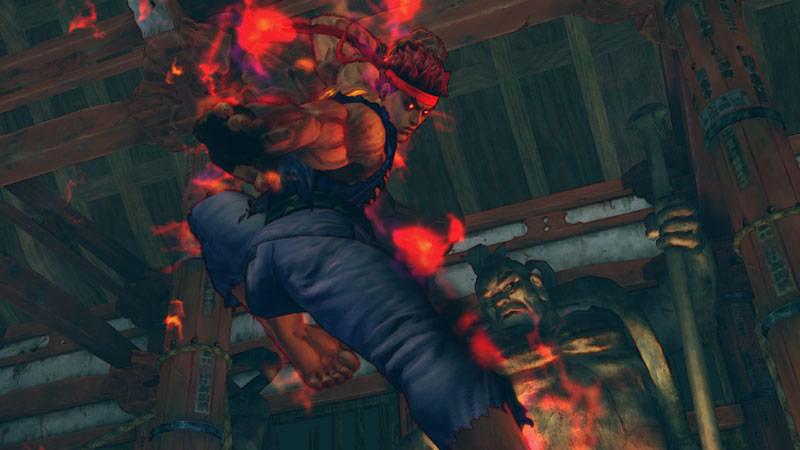 Super street fighter iv arcade edition tfg review - Ssf Iv Arcade Edition Extra Screenshots