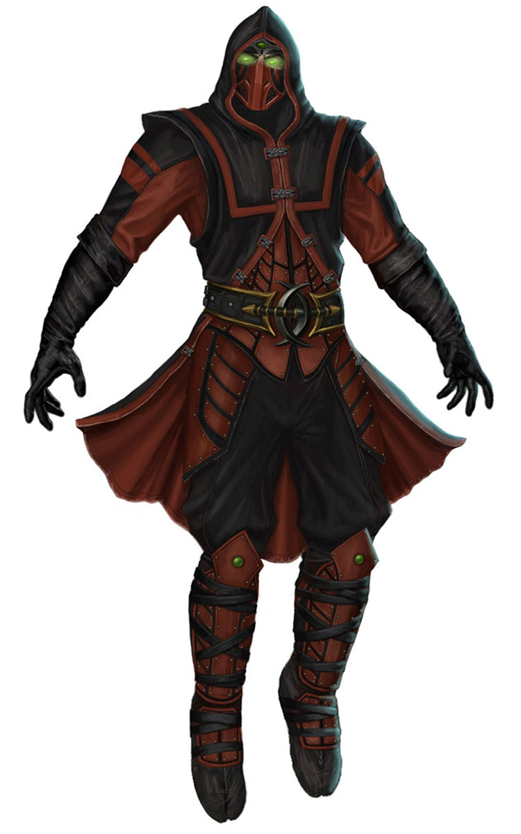 Ermac (Mortal Kombat)