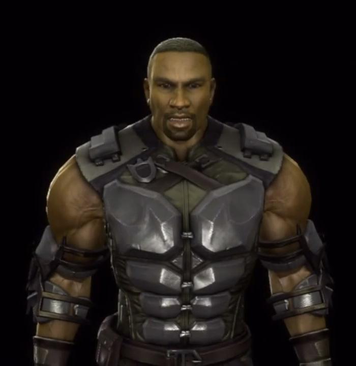 Jax Mortal Kombat X