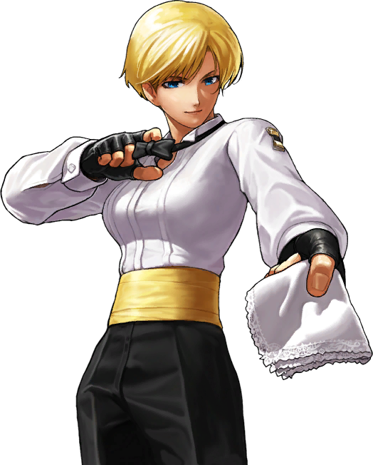 The king of fighters xiii tfg review art gallery - King of fighters characters pictures ...