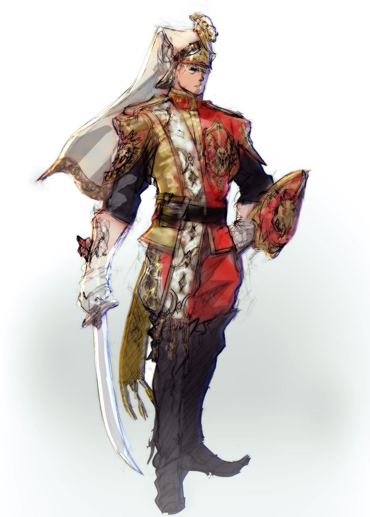 Patroklos Alexander Soul Calibur