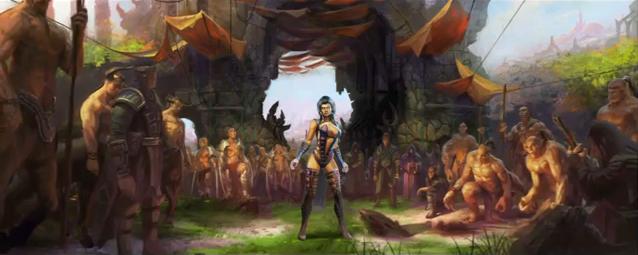 Mortal Kombat Really Needs To Make More Use Of Its Universe Outside