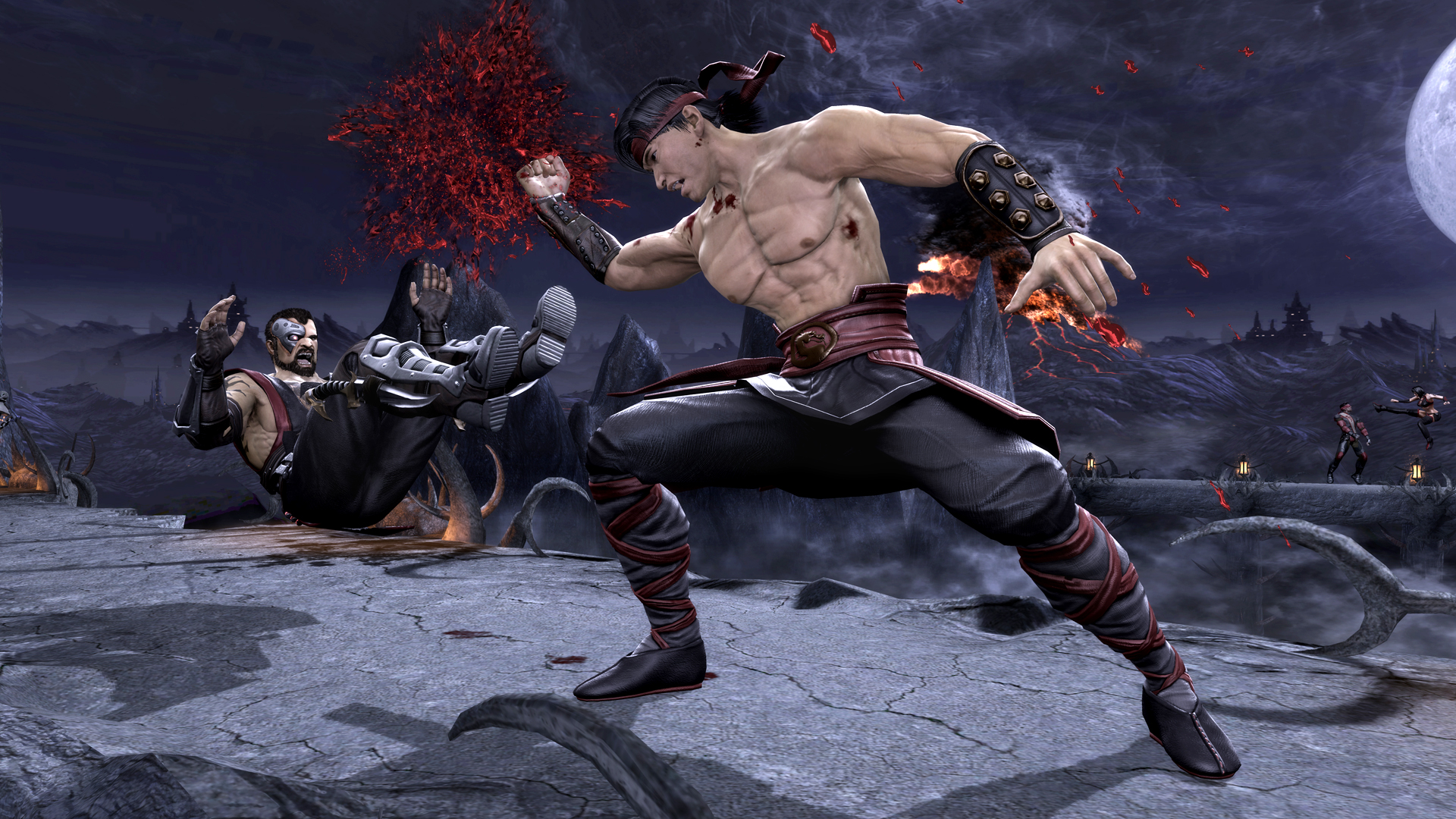 Mortal Kombat 9 - TFG Review / Artwork Gallery