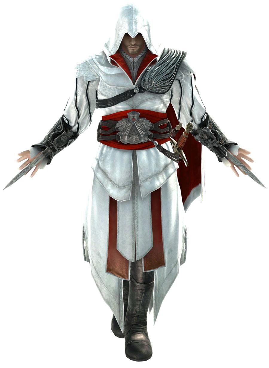 Ezio Auditore da Firenze (Soul Calibur V / Assassin's Creed)