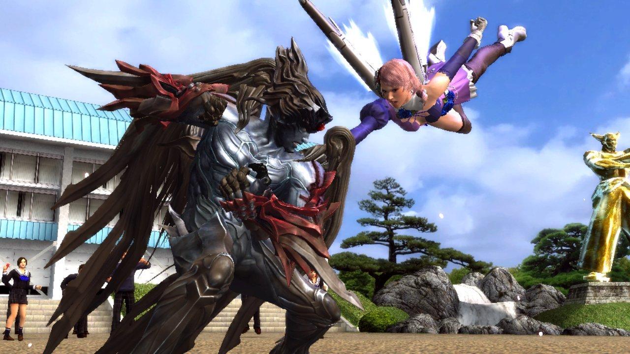 Tekken Hybrid Tfg Review Art Gallery