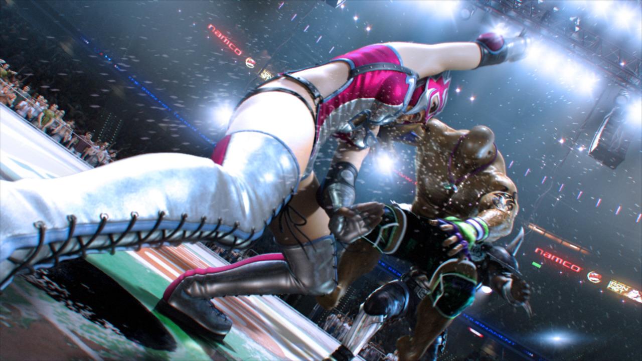 Jaycee (Tekken Tag Tournament 2)