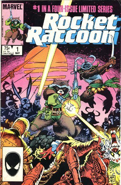 Rocket Raccoon (Ultimate MVC3)